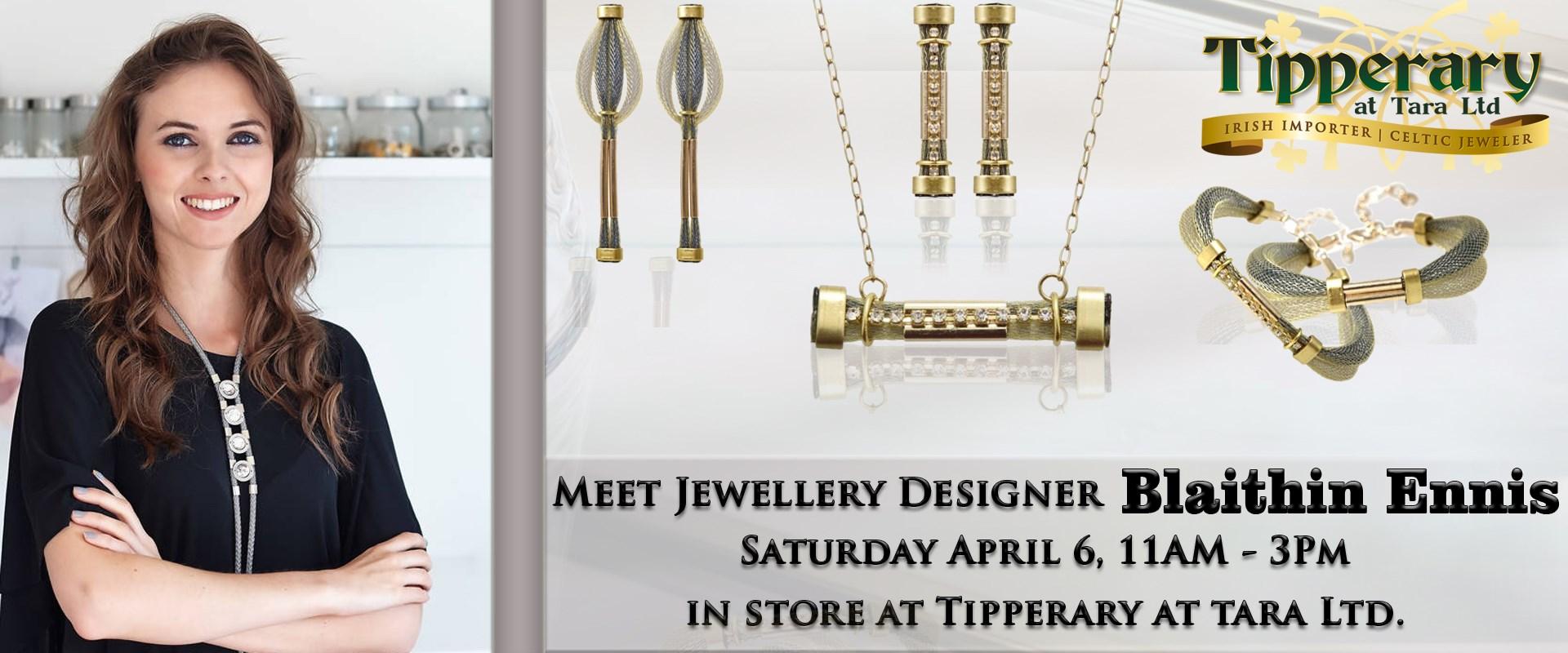 Meet Jewellery Designer - Blaithin Ennis