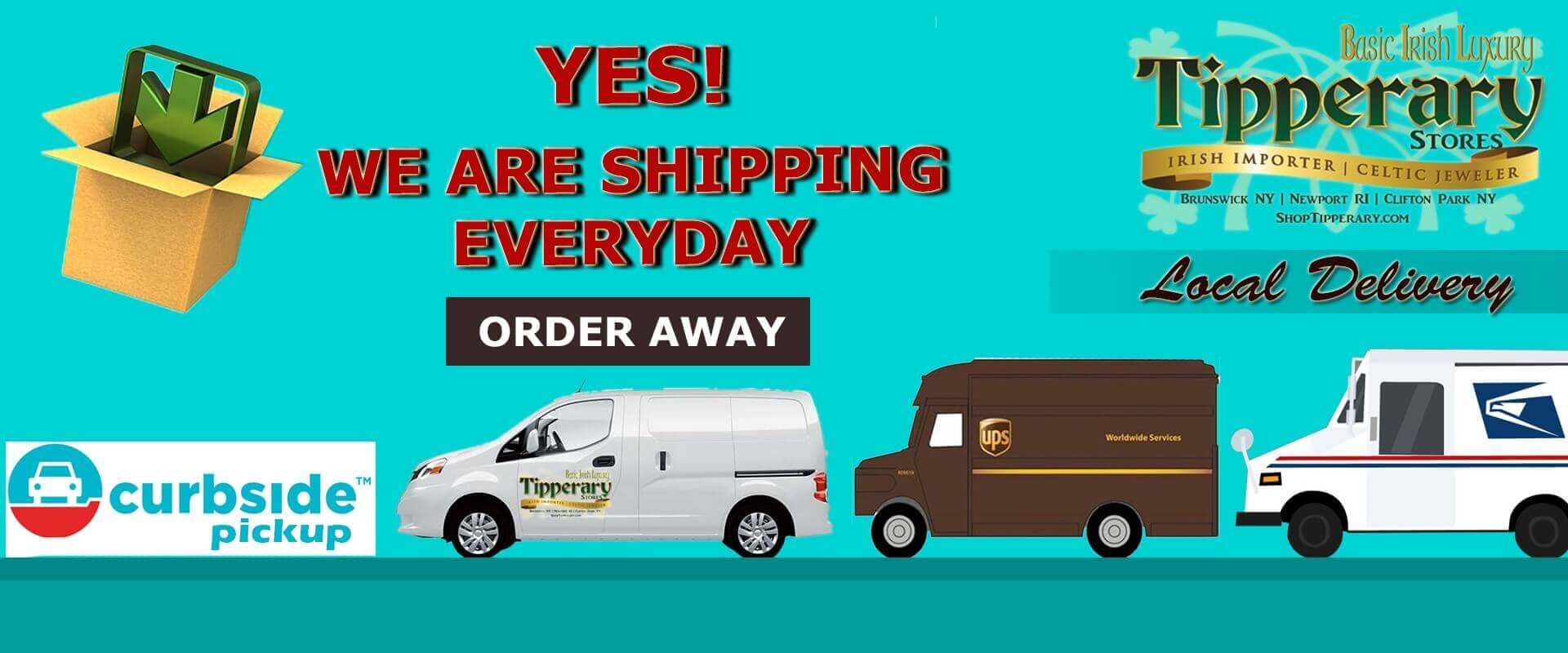 Shipping Everyday