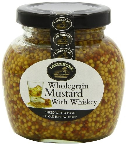 Image for Lakeshore Wholegrain Mustard with Whiskey