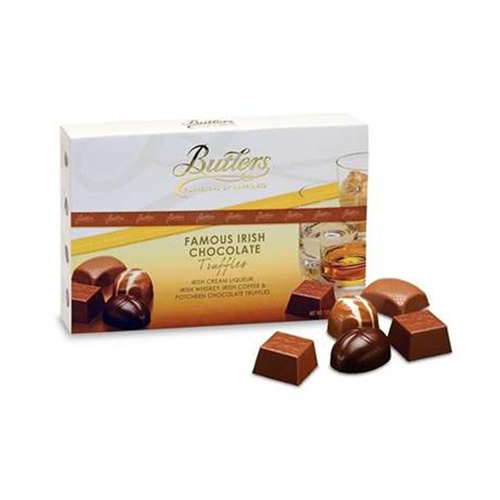 Image for Butlers Chocolate Famous Irish Truffles