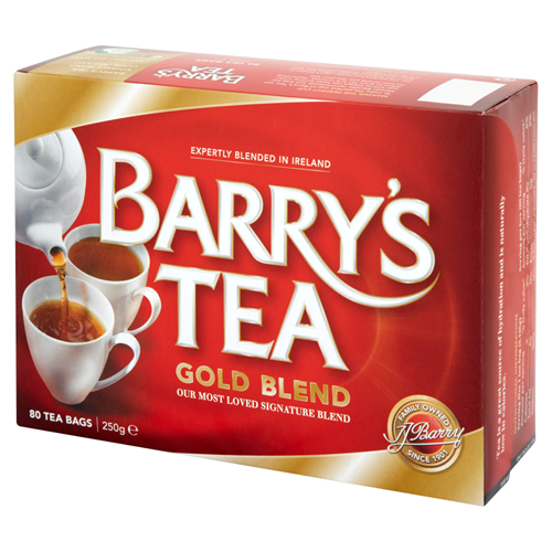 Image for Barry's Gold Blend Tea, 80 Teabags