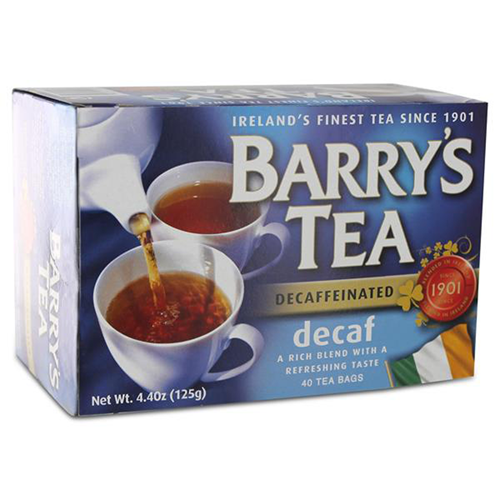 Image for Barry's Decaffeinated Tea, 80 Teabags