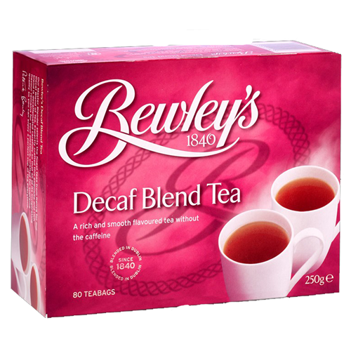 Image for Bewley's Decaf Blend Tea 80 Box