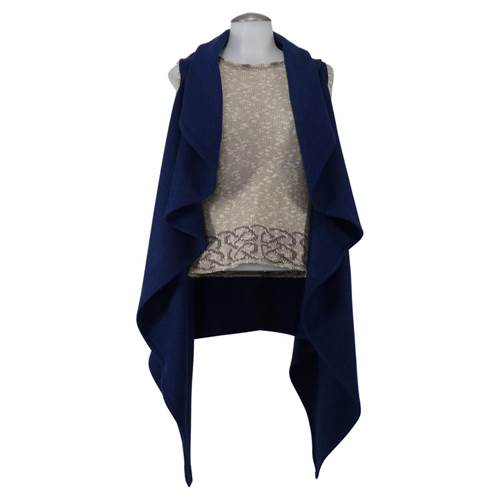 Image for Rose -  An Irish Ladies Cape -blue