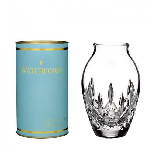 Image for Waterford Giftology Lismore 5-inch Candy Bud Vase in Blue Box